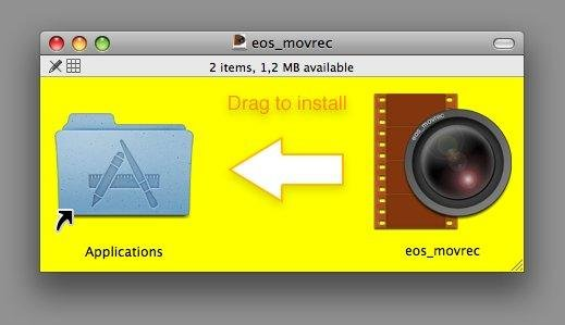 installation in Mac OS X