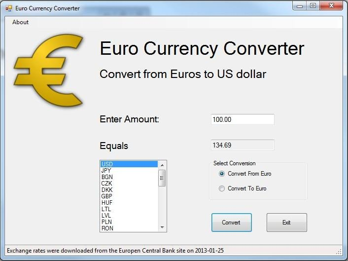 Free forex converter software download
