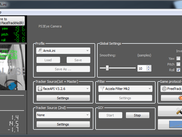 Main screen FaceTrackNoIR v170