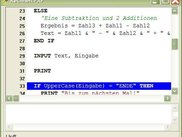 "IDE Debugger - Debugging a program line by line (""stepping"")"
