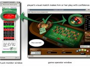 The FairLuck Monitor in cooperation with the Roulette