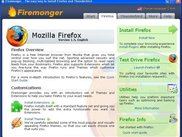 Firemonger - Firefox Start Page