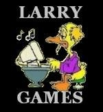 LARRY GAMES logo