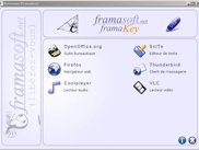 FramaKey Interface