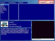 TV Page Screenshot