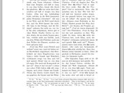 Reproduction of Bible texts as PDF for print in various layouts.
