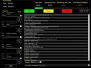 The Main Playout Screen for Fusc