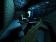 The first room in Gens2, FOV 130, default settings