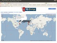 Liferay Portlet GeoIP Usersmap, display users on Google Maps
