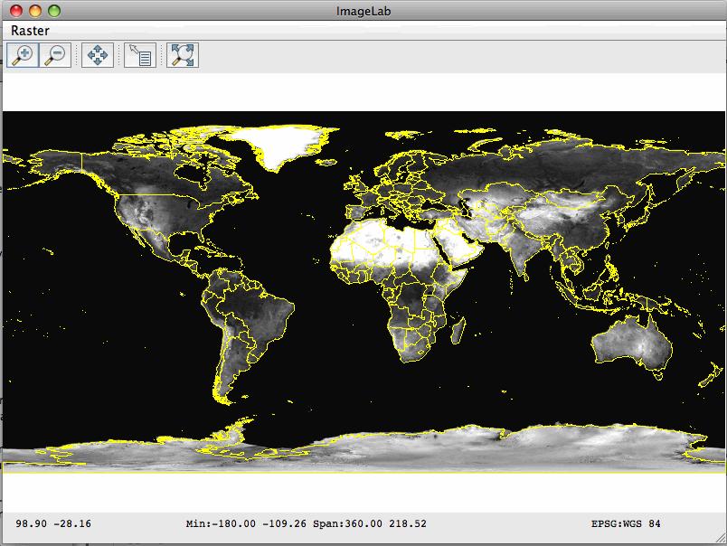 GeoTools full screenshot