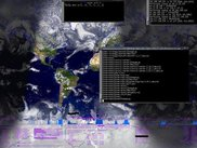 GeoXPlanet-0.3.8 Alpha (Clouds, political boundaries, etc..)