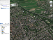Integration with Google Earth