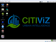 GISBox by Citiviz desktop view