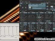 Rakarrack v0.6.2 in GNUGuitarINUX v1.1