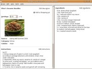 Recipe Card View