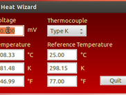 Heat Wizard on Ubuntu