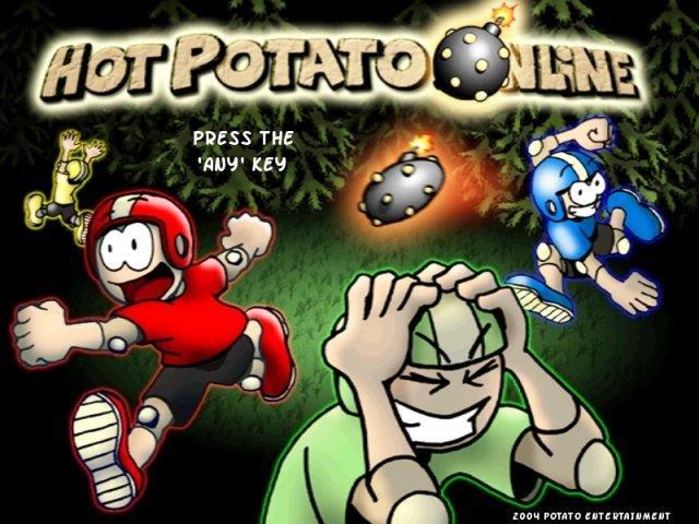 Hot Potatoes En Espanol