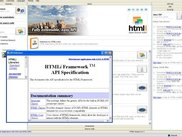 HTMLi home page is done with static htmli (Compiled to HTML)