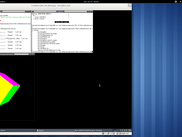The Humm and Strumm Engine running in a FreeBSD VM.