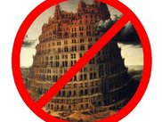 The tower of Babel was yesterday...