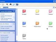 iColorFolder with Windows XP style