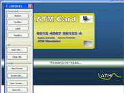 ATM Screen Editor - Screen Sample