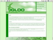 IGLOO offer easy templating system