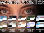 10 Imagine Themes for openbox