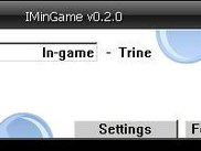 IMinGame main window