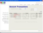 Account Transactions