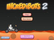 Opening page of IncrediBots 2
