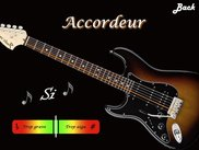 Accordeur de guitare