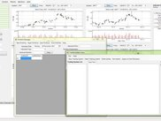 Main trading and analysis screen inc portfolio manager