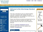 Interchange 5.6.0 Standard demo home page
