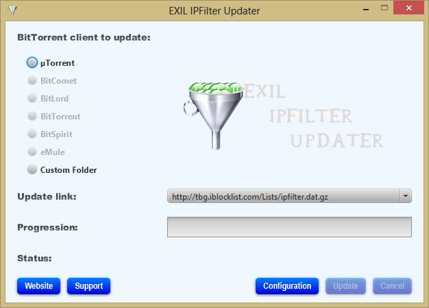 Ip Filtering Utorrent