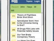 ES40 iPhone Simulator on Digg.com for iPhone