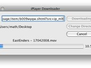 iPlayer Downloader 1.1