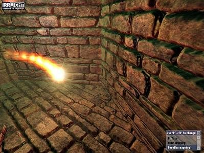Irrlicht Engine screenshot