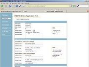 Students apply online step by step