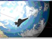 JAT 3-D Visualization of the Space Shuttle
