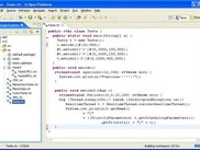 EclipseRTR2Java Plugin editor.