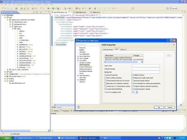 Jaxb2 Maven Plugin Example