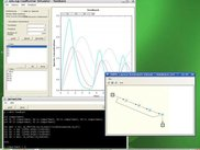 SBW 2.7.6 on OpenSuse 10.3, create, simulate and view models