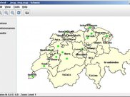 JMapDesk with Online-Map