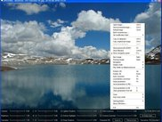 JPEGView with image processing panel and context menu