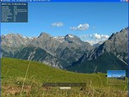 JPEGView with navigation buttons, EXIF info and pan window