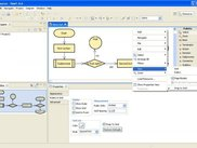 Flowchart Diagram Editor - Main