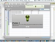 The Main jTunes Window on OS X