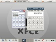 PHP Calculator on Zenwalk XFCE