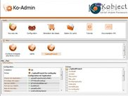 Kobject Administrator for php Web interface
